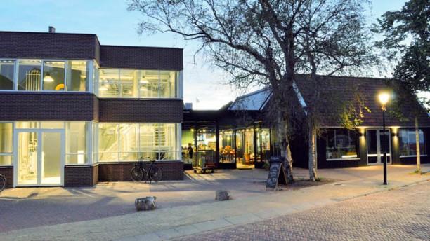Brouwerij Hoop Restaurant buitenzijde