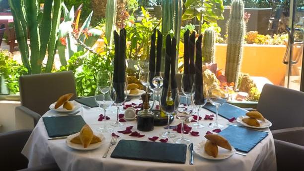 Le Petit Prince Salle du restaurant