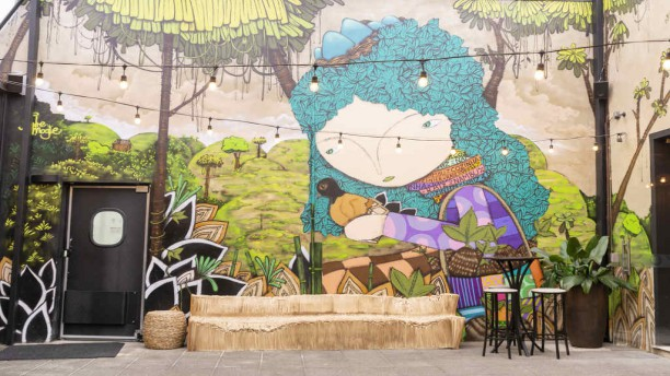 Nambu Cozinha de Raiz Ambiente