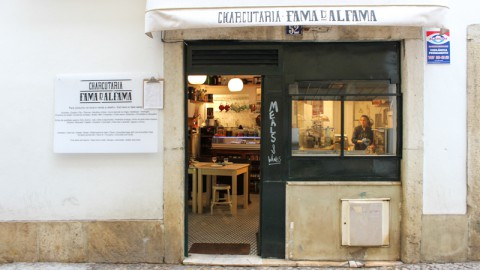 Fama d'Alfama Charcutaria, Lisboa