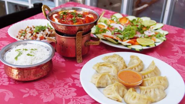 Real Nepal II Sugestão prato