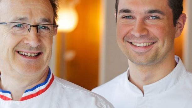 Le Diane - Hôtel Fouquet's Barrière Jean-Yves Leuranguer & Christophe Schmitt