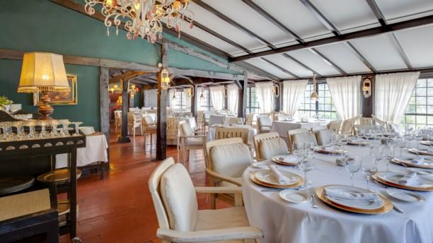 Restaurante-Pub Albanta Vista Sala