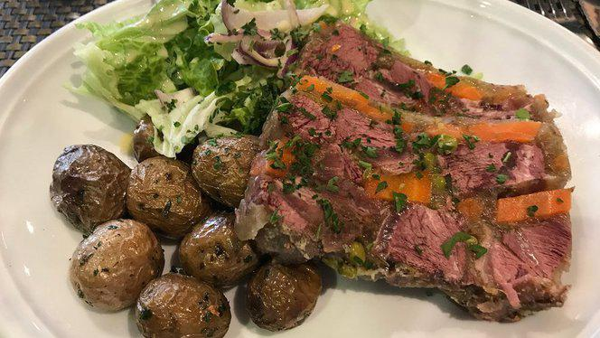Bistrot Le Gallia - Restaurant - Paris