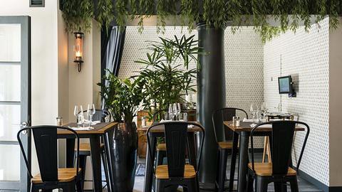 Café Gustave, Nice