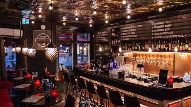 restaurant - De Hap en Tapkamer, Zwolle