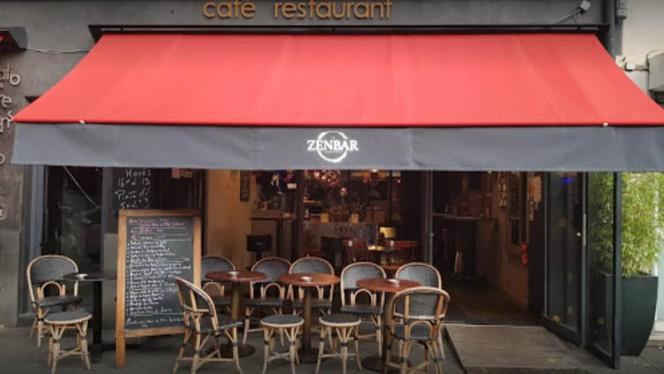 Entrée - Le Zen Bar, Paris