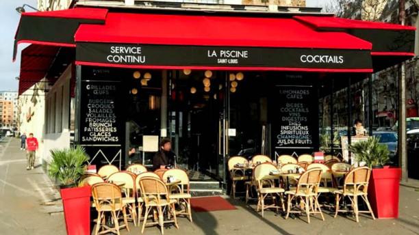 La Piscine Saint Louis Restaurant 2 Rue Juliette Dodu 75010 Paris