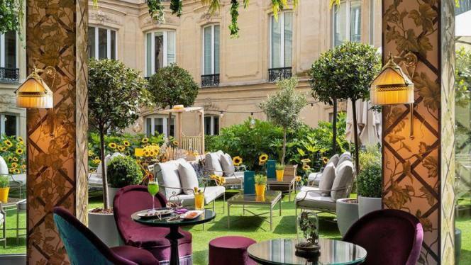 Hôtel Barrière Le Fouquet's - Restaurant - Paris