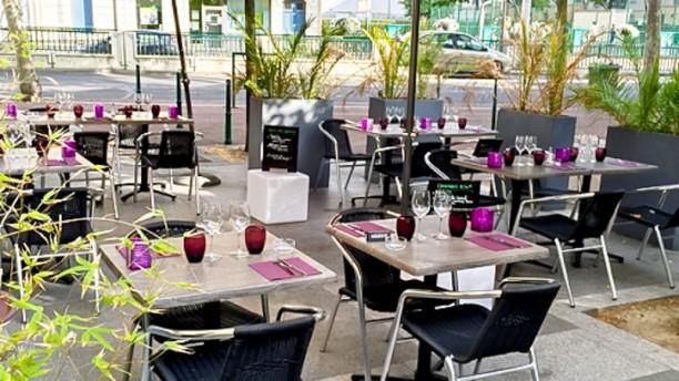 Restaurant La Villa Rueil Malmaison