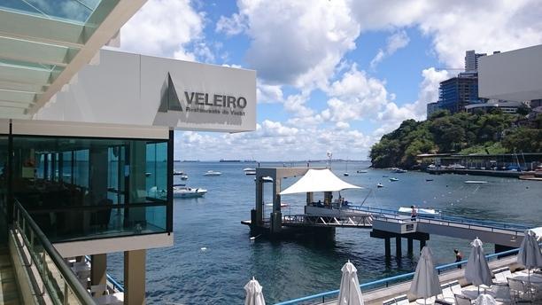 Veleiro - Restaurante do Yacht Veleiro