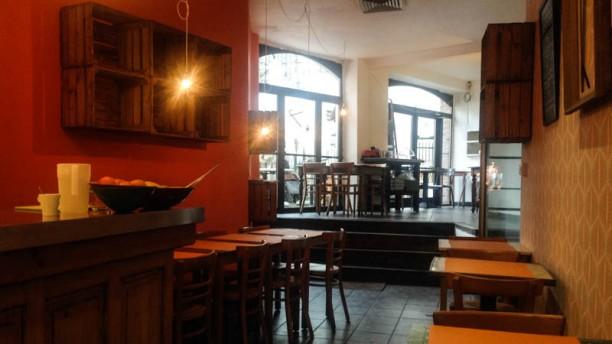Café novo* salle et bar
