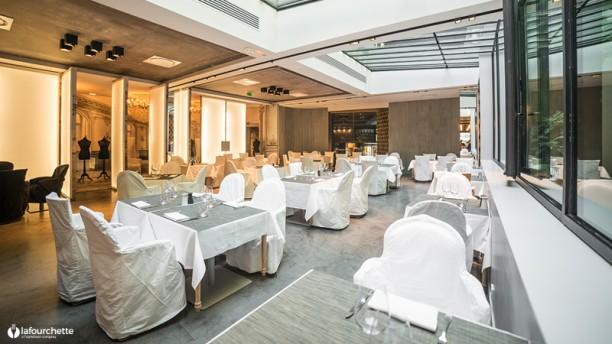 La Table du Huit - La Maison Champs-Elysées Vue de l'intérieur