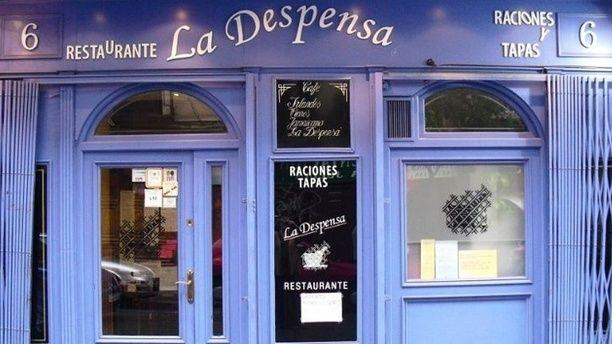 La Despensa Entrada