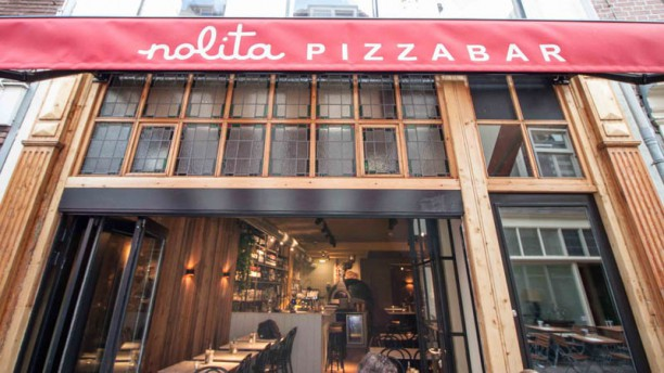 Nolita Pizzabar Entree