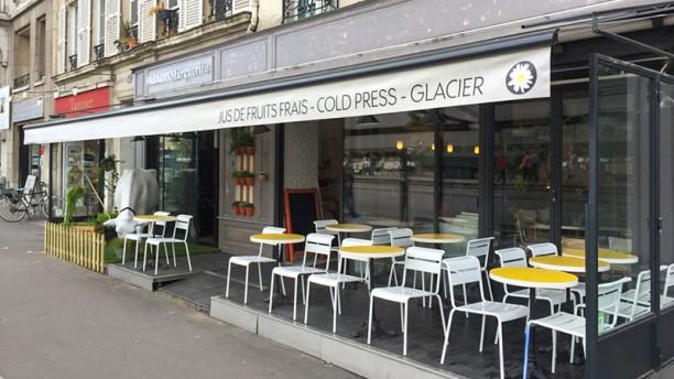 Paradis marguerite in parijs menu openingstijden prijzen adres van restaurant - Deco d voorgerecht ...