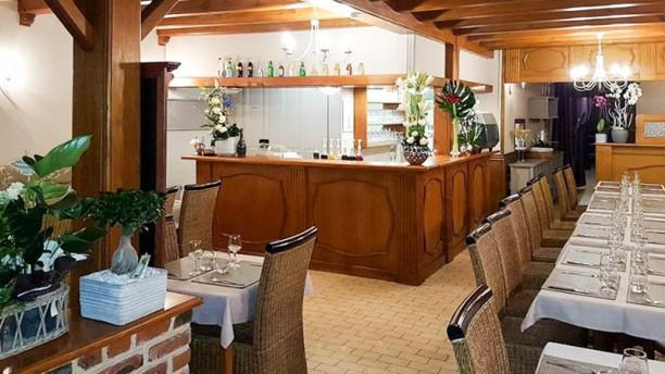 La Liberté Salon du restaurant