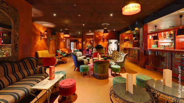 restaurant barrio latino restaurant paris 75012. Black Bedroom Furniture Sets. Home Design Ideas