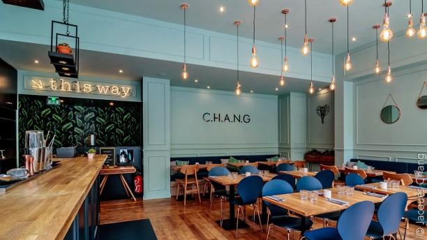 C.H.A.N.G Salle du restaurant