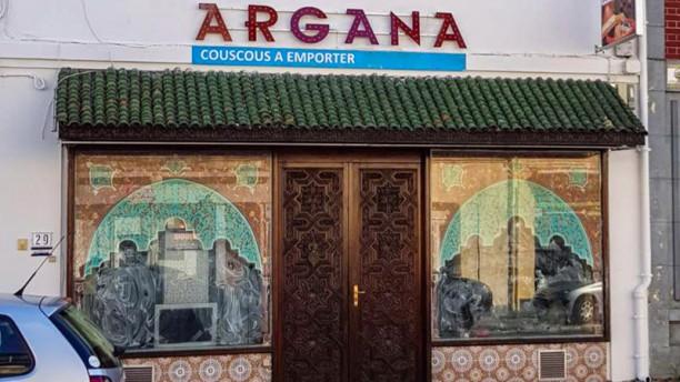 Argana Devanture