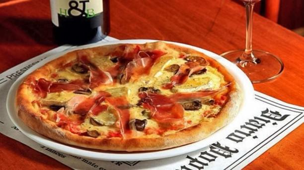 Prestíssimo Pizza & Vinho Pizza