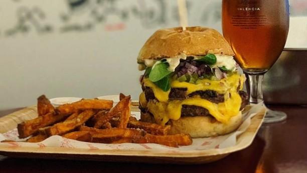 Folks Burgers doble americanada