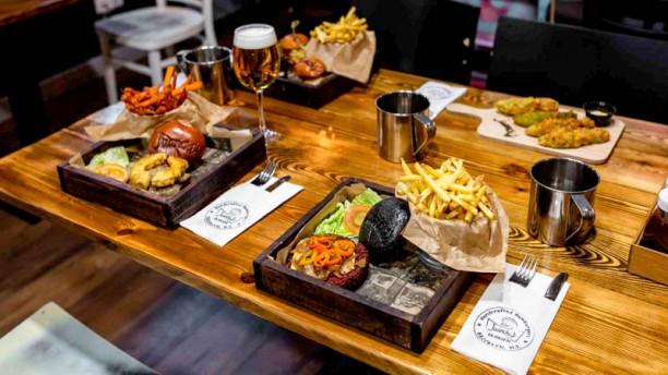 Juanchis Burgers Malasaña Sugerencia del chef
