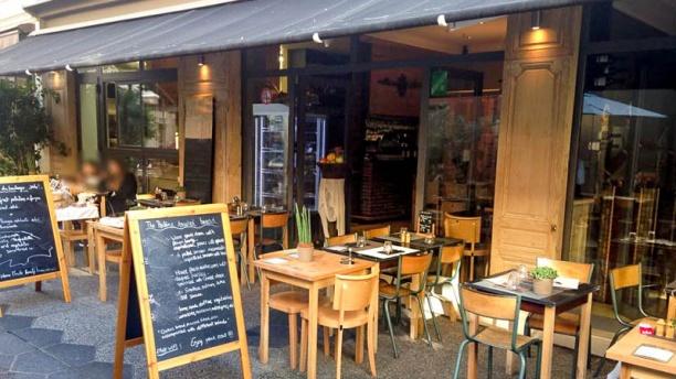 Carte La Femme Du Boulanger Vesoul.La Femme Du Boulanger In Nice Restaurant Reviews Menu And