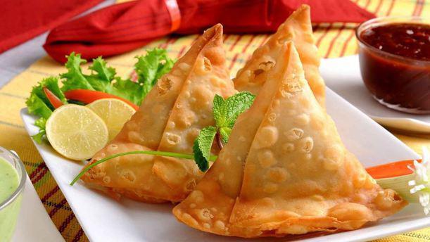 Taste of punjab chamosas