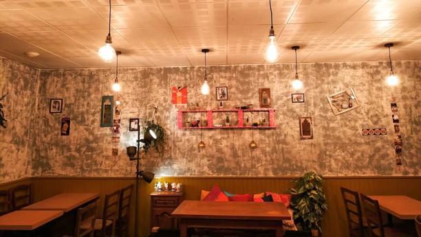 Deb's Bistro Indien Salle du restaurant