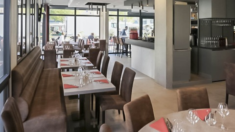 Brasserie les Tuileries, Tassin-la-Demi-Lune