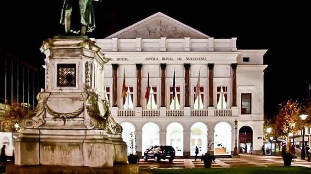 Le Foyer de L'Opéra exterieur