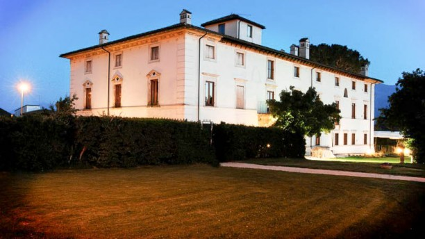 Villa Dragonetti esterno