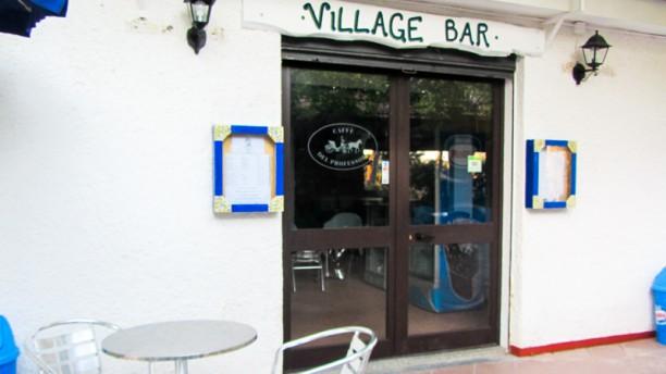 Ristorante il Forte village bar