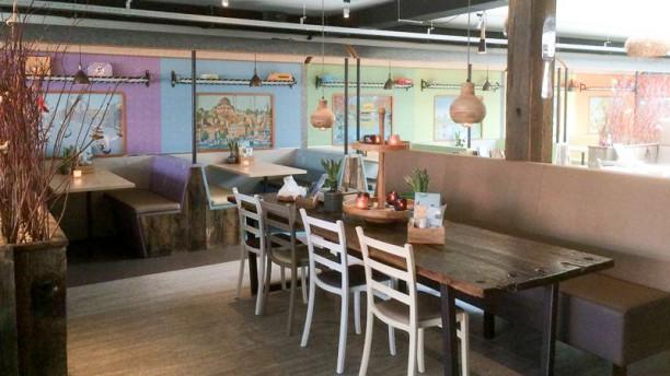 Santiago Het restaurant
