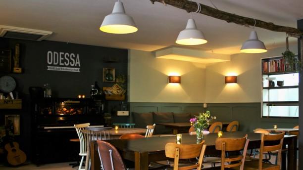 Odessa Het restaurant