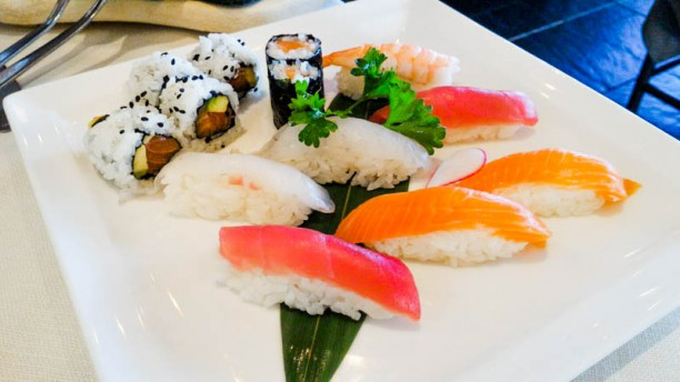 Nihao Fantasie di sushi