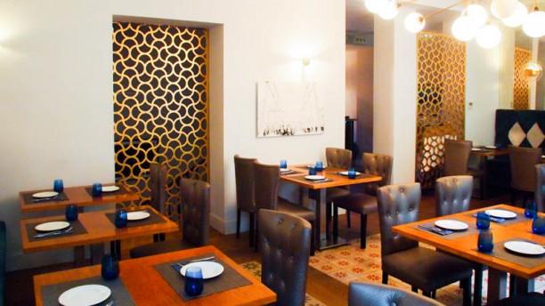 Restaurante topic hotel one shot recoletos en madrid for One shot hotel