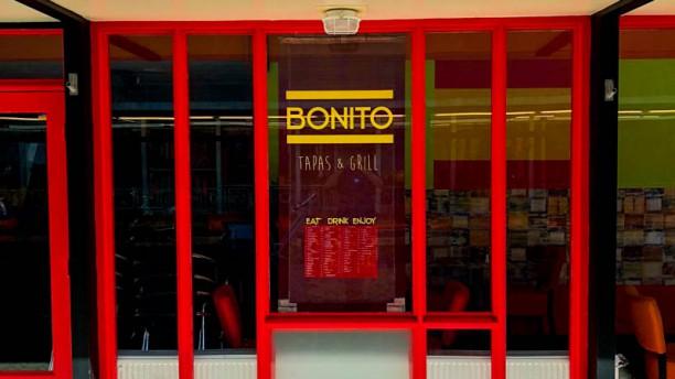 Bonito Tapas & Grill Voorkant