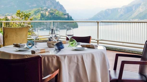 Griso Panorama Restaurant Vista sala