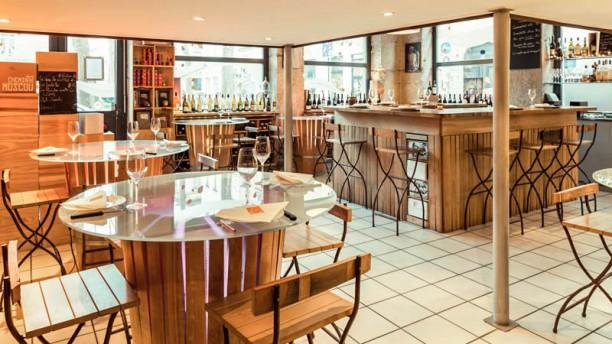 Café Comptoir Des Sens - CDS Vue de la salle