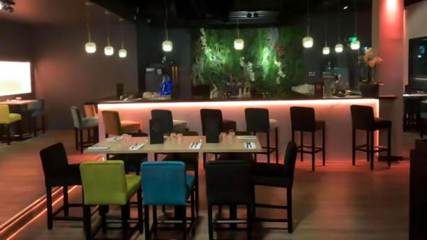 MY Restaurant Vue de l'intérieur