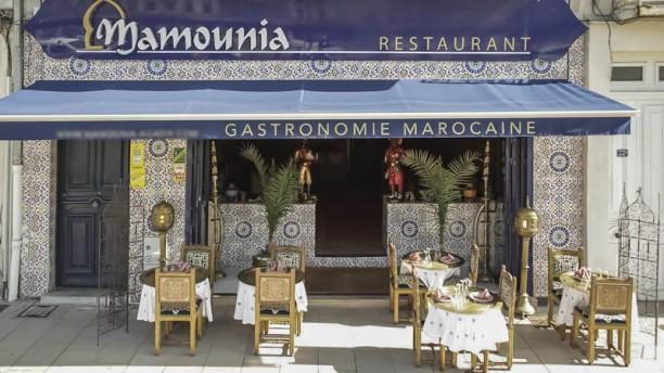 La Mamounia entrée