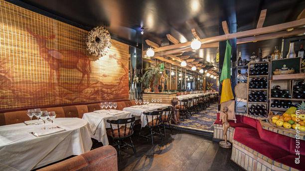 La Gazelle Restaurant Paris