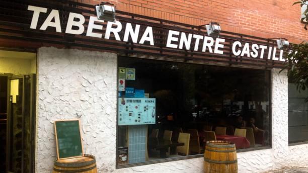 Taberna Entre Castillas La entrada
