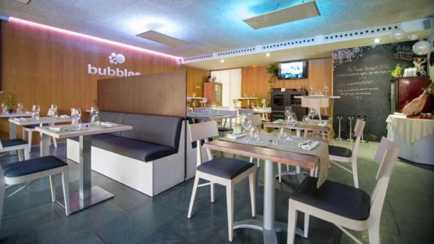 Bubbles Gastrobar Vista del Restaurant