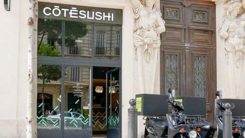 Côté Sushi La Joliette, Marseille