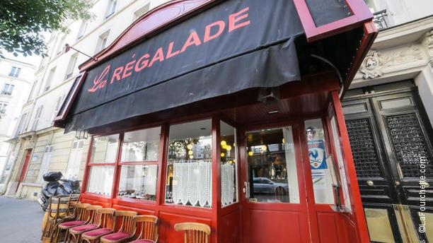 La Régalade 14ème - Bruno Doucet La Régalade
