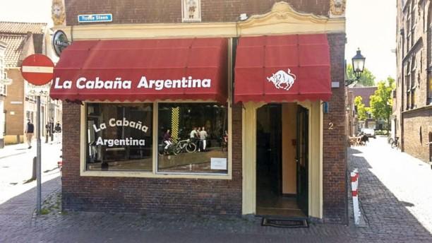 La Cabaña Argentina Ingang