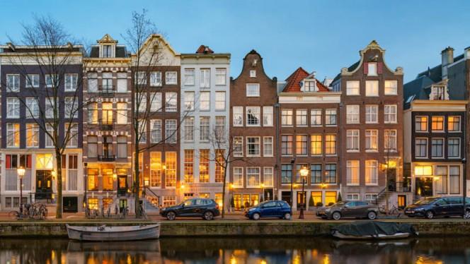 Herengracht - Brasserie Ambassade, Amsterdam
